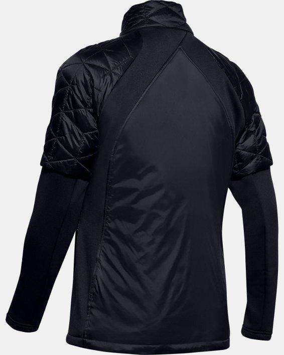 Women's ColdGear® Reactor Golf Hybrid Jacket, Black, pdpMainDesktop image number 6