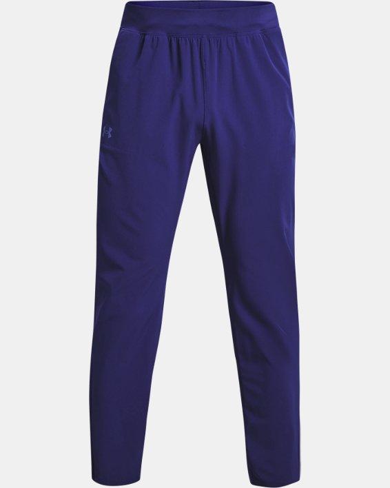 Men's UA Storm Launch 2.0 Pants, Blue, pdpMainDesktop image number 3
