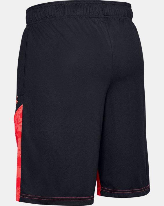 """Men's UA Baseline 10"""" Shorts, Black, pdpMainDesktop image number 5"""