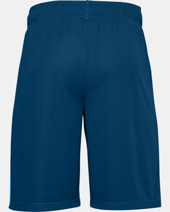 """Men's UA Baseline 10"""" Shorts, Blue, pdpMainDesktop image number 3"""