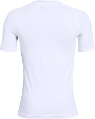Under Armour Boys Spatter ss Tee