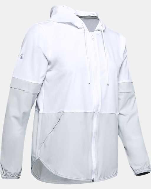 Women's UA Squad 2.0 Woven Jacket