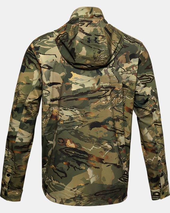 Men's UA Backwoods Hybrid Jacket, Camo, pdpMainDesktop image number 4