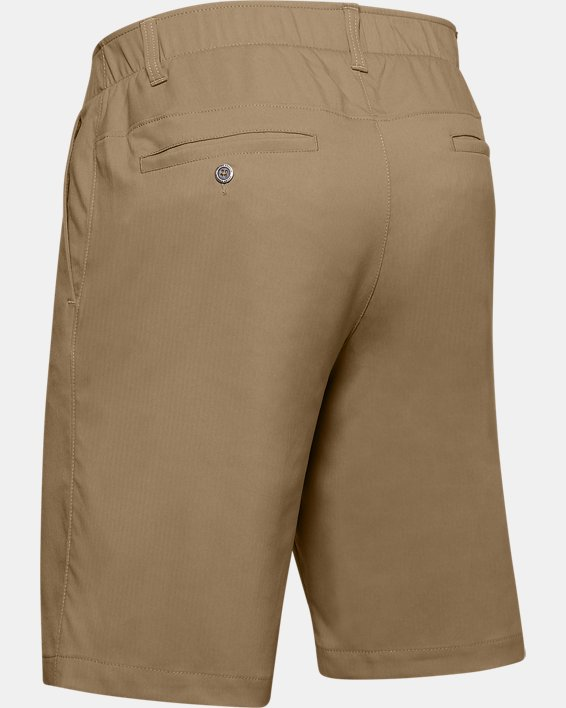 Men's UA Showdown Coach's Shorts, Brown, pdpMainDesktop image number 5