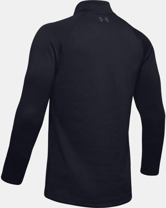 Haut ColdGear® Base 4.0 ¼Zip pour homme, Black, pdpMainDesktop image number 5