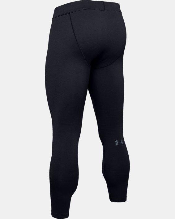 Men's ColdGear® Base 4.0 Leggings, Black, pdpMainDesktop image number 5