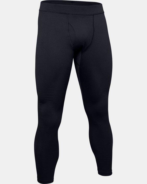 Men's ColdGear® Base 4.0 Leggings, Black, pdpMainDesktop image number 4