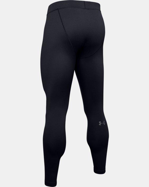 Men's ColdGear® Base 3.0 Leggings, Black, pdpMainDesktop image number 5
