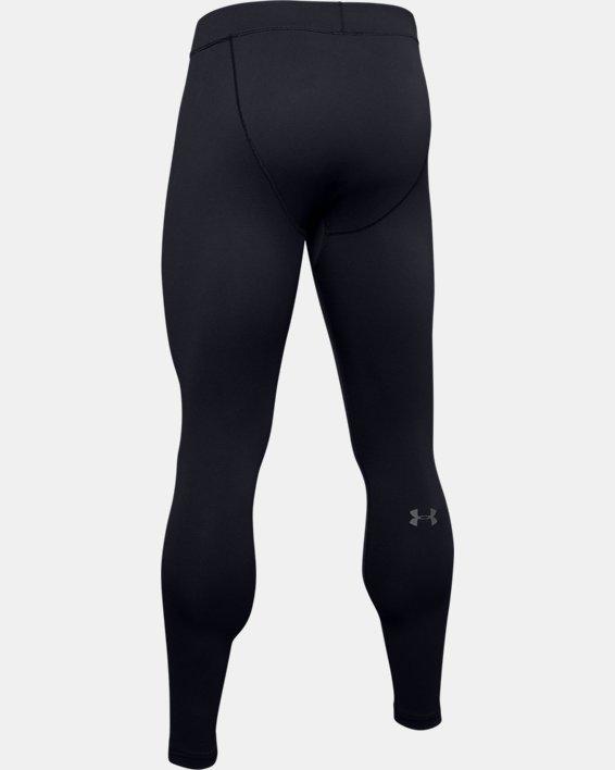 Men's ColdGear® Base 2.0 Leggings, Black, pdpMainDesktop image number 5