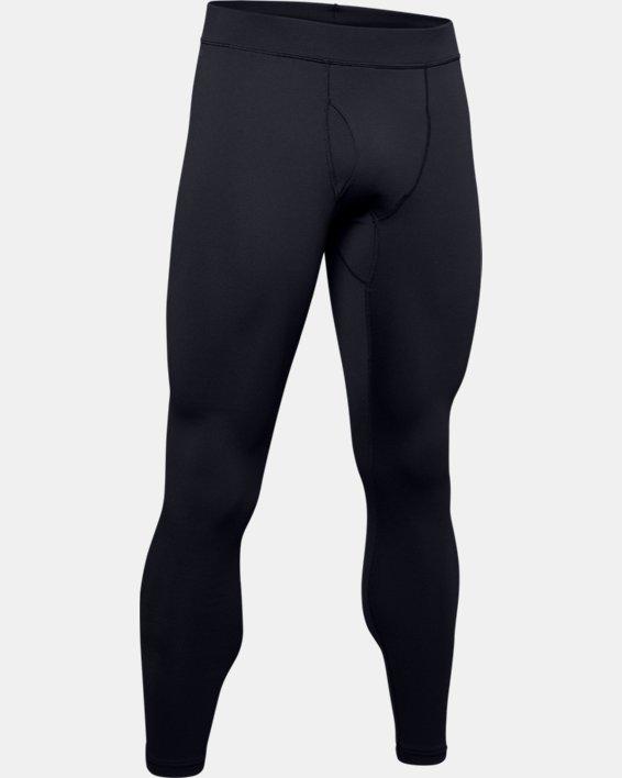 Legging ColdGear® Base 2.0 pour homme, Black, pdpMainDesktop image number 4