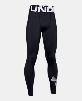 e0f4799155f02d New Arrival Boys' ColdGear® Armour Leggings 2 Colors Available $40. 2  Colors Available. Black; Wire