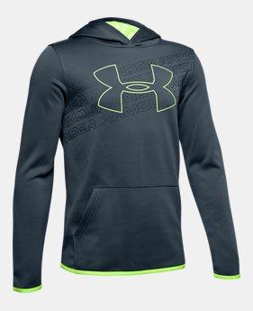 7a73f8c79 New Arrival Boys' Armour Fleece® Logo Hoodie 4 Colors Available $40
