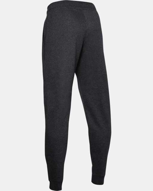 Boys' UA Hustle Fleece Joggers
