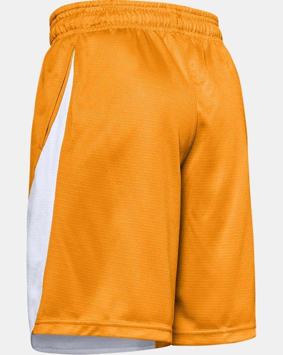 Short SC30 pour garçon, Yellow, pdpMainDesktop image number 1