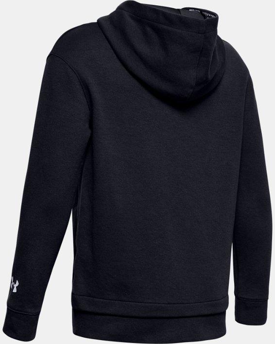 Boys' SC30 Sportstyle Warm Up Top, Black, pdpMainDesktop image number 1