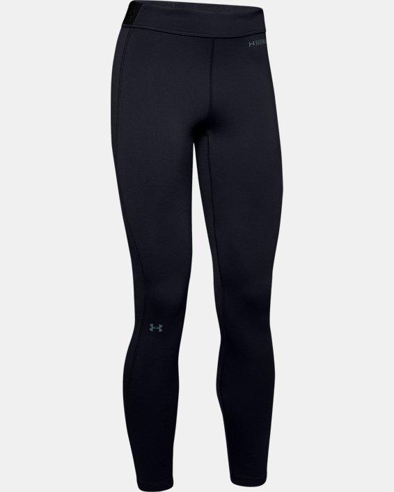 Women's ColdGear® Base 4.0 Leggings, Black, pdpMainDesktop image number 5