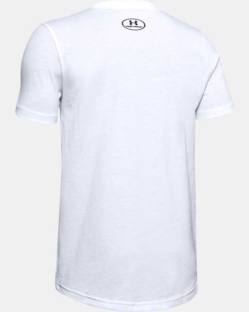 Boys' UA Plate Graphic T-Shirt