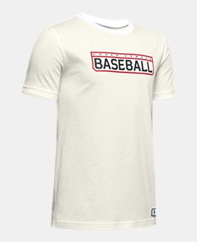 52911b562e Boys' Kids (Size 8+) Baseball Graphic T's | Under Armour US