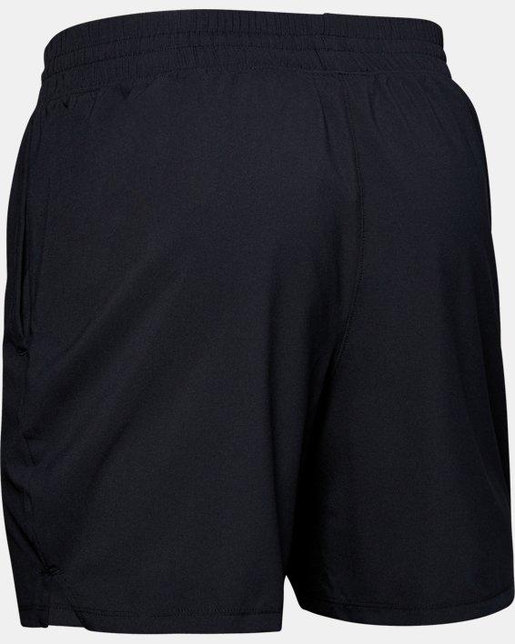 Men's UA Tactical PT Shorts, Black, pdpMainDesktop image number 5
