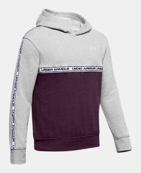 cab25d6f0 New Arrival Boys' UA Sportstyle Fleece Hoodie 4 Colors Available $45