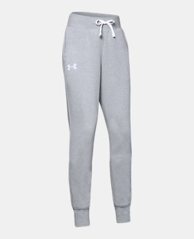 eff287fd11c455 New Arrival Girls' UA Rival Joggers 3 Colors Available $40