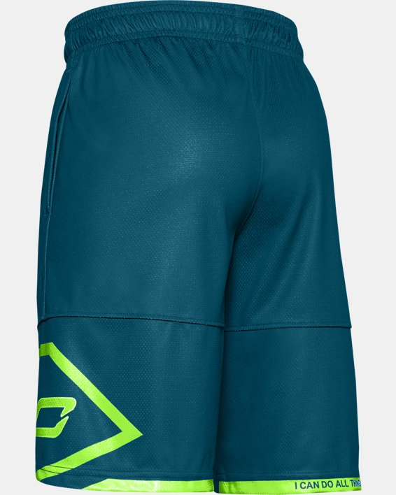 Boys' SC30™ Shorts, Green, pdpMainDesktop image number 1