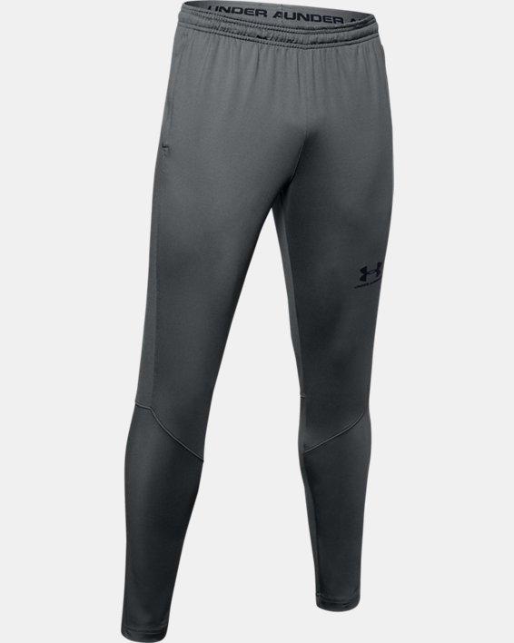 Pantalon UA Accelerate Premier pour homme, Gray, pdpMainDesktop image number 4
