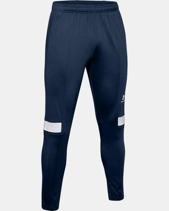 Men's UA Challenger III Training Pants, Navy, pdpMainDesktop image number 3