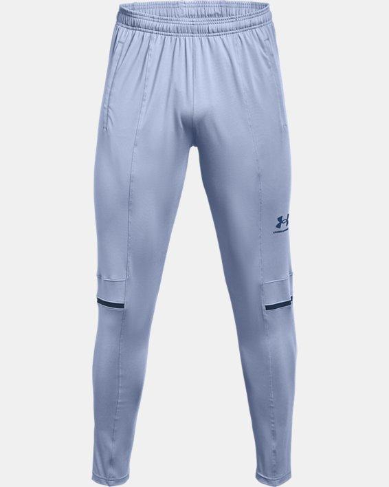 Men's UA Challenger III Training Pants, Blue, pdpMainDesktop image number 4