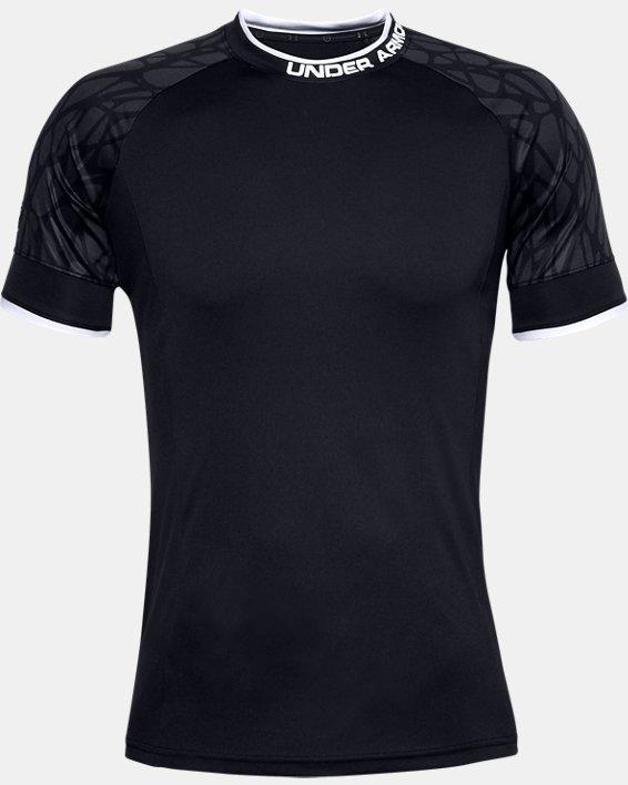 Herren UA Challenger III Logo Oberteil, Black, pdpMainDesktop image number 3