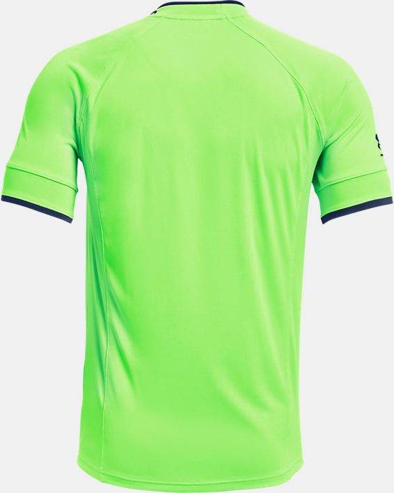 Herenshirt UA Challenger III Logo, Green, pdpMainDesktop image number 4