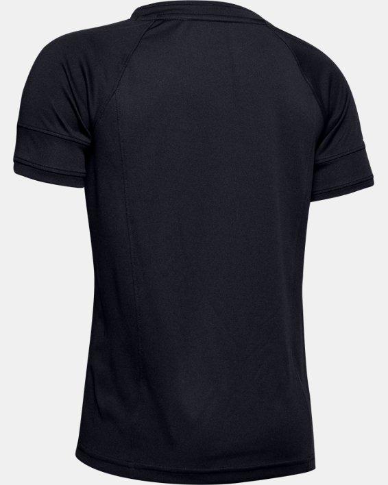 Boys' UA Challenger III Training Shirt, Black, pdpMainDesktop image number 1