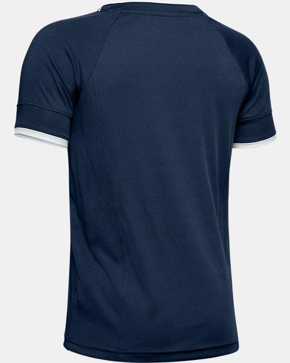Boys' UA Challenger III Training Shirt, Navy, pdpMainDesktop image number 1
