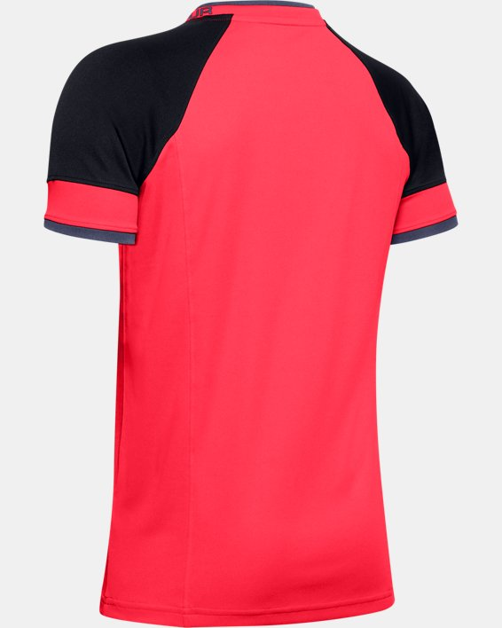 Boys' UA Challenger III Training Shirt, Red, pdpMainDesktop image number 1