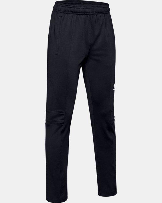 Pantalón de entrenamiento UA Challenger III para niño, Black, pdpMainDesktop image number 0