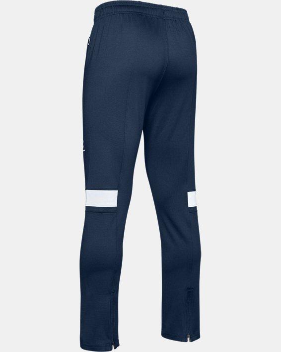 Pantalon d'entraînement UA ChallengerIII pour garçon, Navy, pdpMainDesktop image number 1