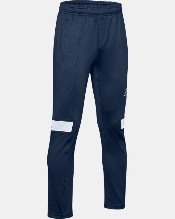 Pantalon d'entraînement UA ChallengerIII pour garçon, Navy, pdpMainDesktop image number 0