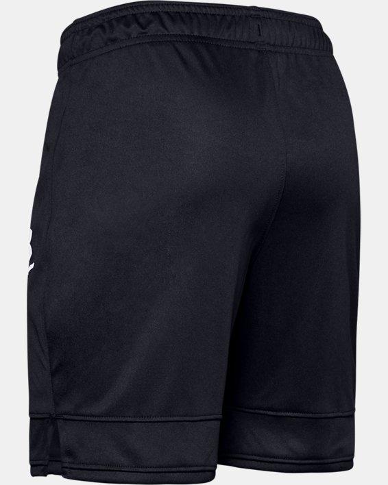 Shorts UA Challenger III Knit da ragazzo, Black, pdpMainDesktop image number 1