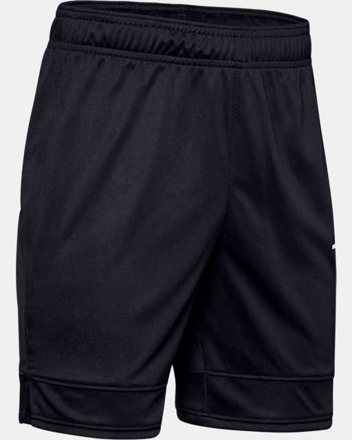 Boys' UA Challenger III Knit Shorts