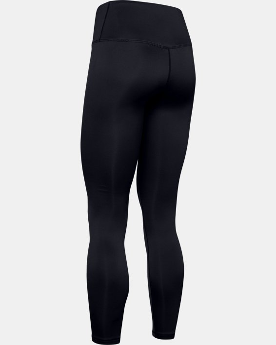 Women's ColdGear® Armour Leggings, Black, pdpMainDesktop image number 5