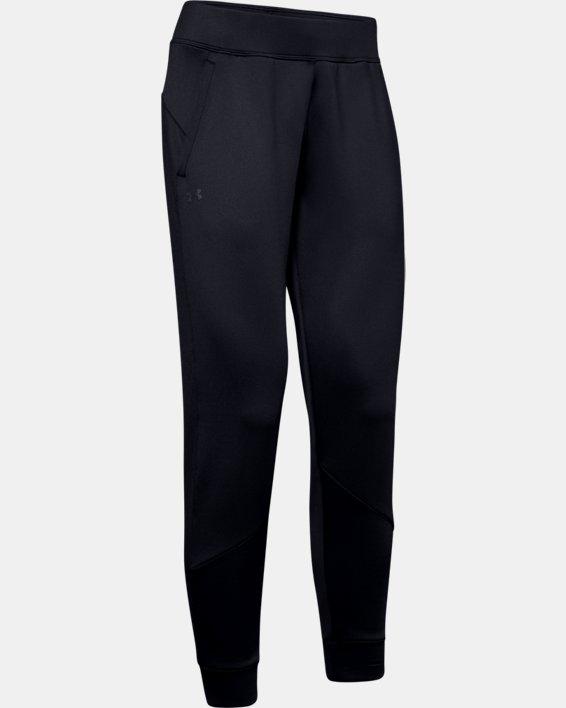 Women's ColdGear® Armour Pants, Black, pdpMainDesktop image number 4