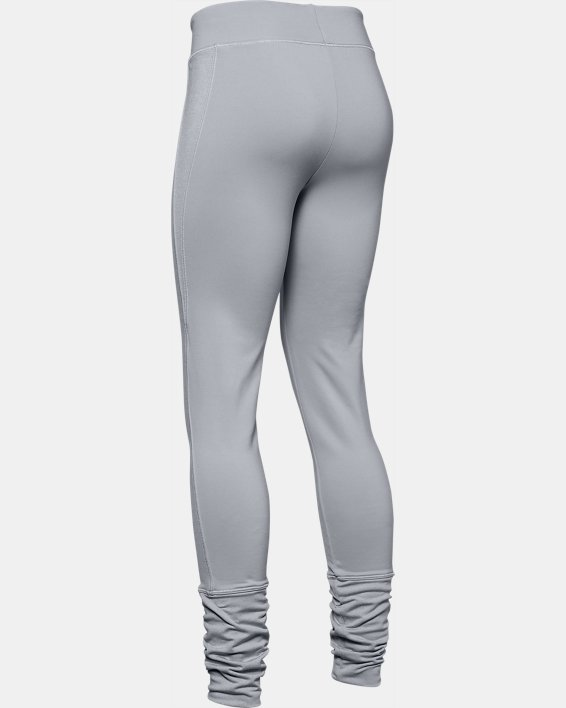 Girls' ColdGear® Leggings, Gray, pdpMainDesktop image number 5