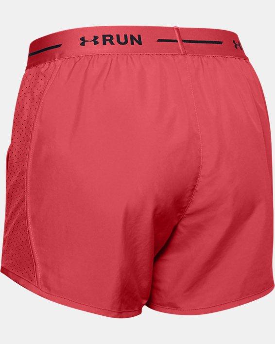 Women's UA Mileage Exposed Shorts, Orange, pdpMainDesktop image number 5