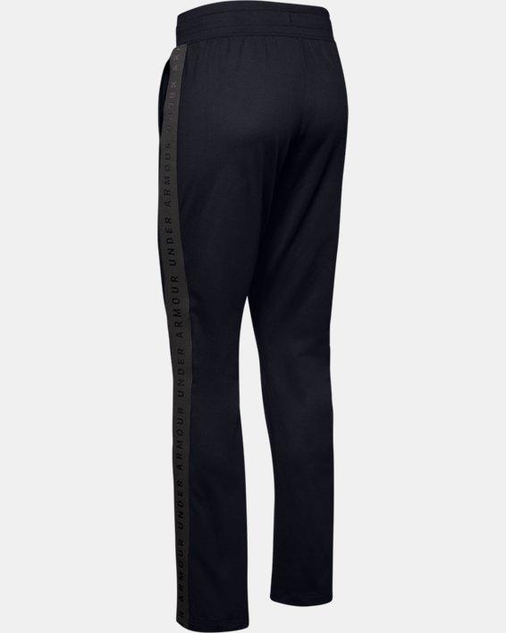 Women's UA RECOVER™ Travel Pants, Black, pdpMainDesktop image number 4