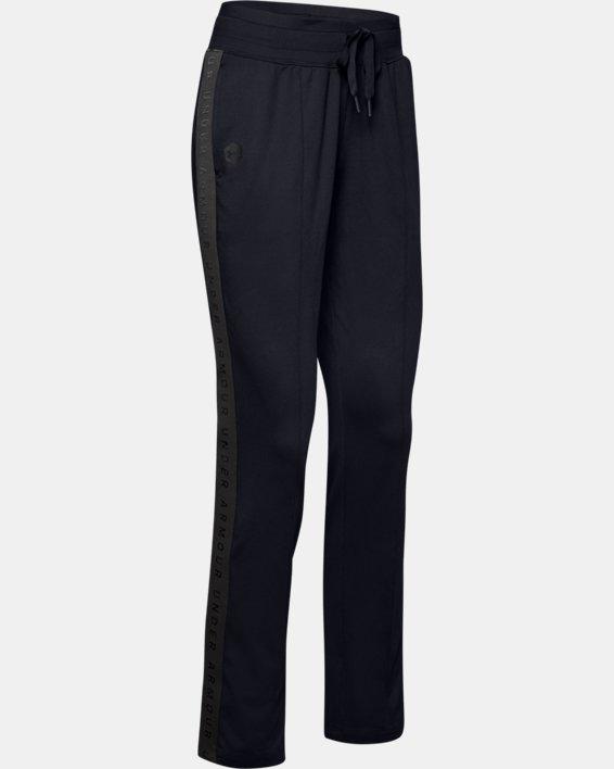 Women's UA RECOVER™ Travel Pants, Black, pdpMainDesktop image number 3