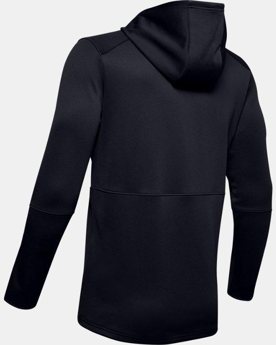 Men's UA MK-1 Warm-Up Hoodie, Black, pdpMainDesktop image number 5