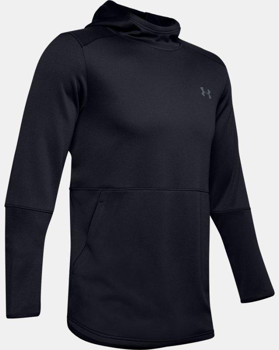 Men's UA MK-1 Warm-Up Hoodie, Black, pdpMainDesktop image number 4