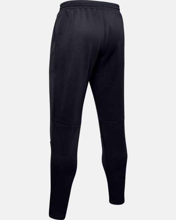 Pantalon UA MK-1 Warm-Up pour homme, Black, pdpMainDesktop image number 4