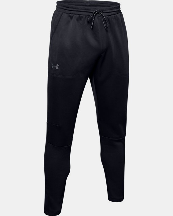 Pantalon UA MK-1 Warm-Up pour homme, Black, pdpMainDesktop image number 3