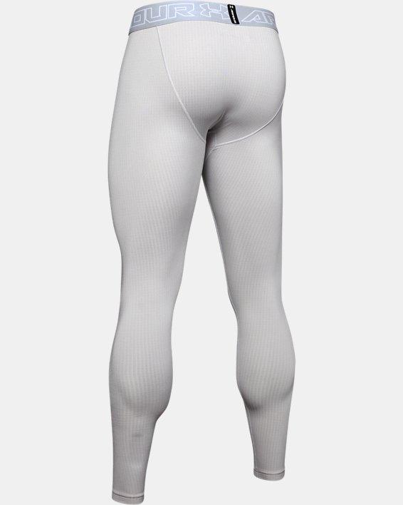 Men's ColdGear® Armour Leggings, Gray, pdpMainDesktop image number 5